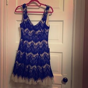 Never worn with tags mini dress